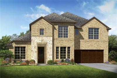 Melissa Single Family Home For Sale: 2304 Saratoga Drive