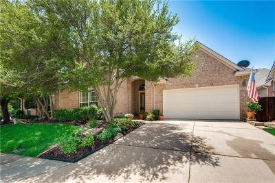 Single Family Home For Sale: 5915 Bridge Point Drive
