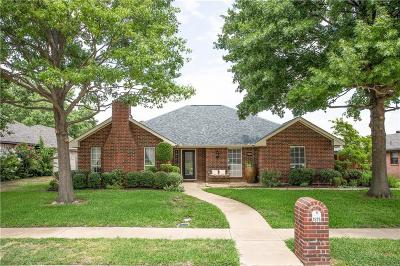 Lewisville Single Family Home For Sale: 1525 Snow Trail