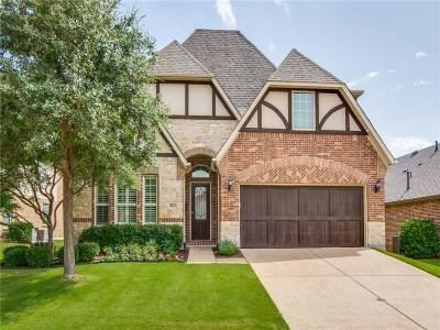 Lewisville Single Family Home For Sale: 413 Enid Drive
