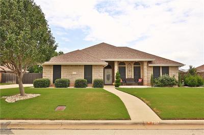 Abilene Single Family Home For Sale: 7017 Springwater Avenue