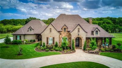 Fort Worth Single Family Home Active Option Contract: 13033 Bella Italia Court