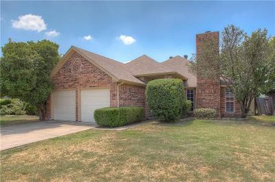 Haltom City Single Family Home For Sale: 4116 Judith Way