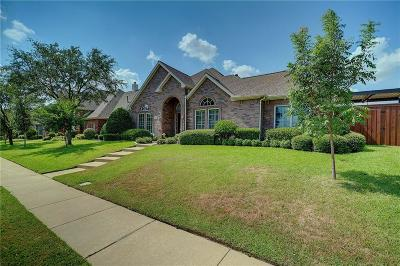 Carrollton Single Family Home For Sale: 2025 Saint Pierre Drive