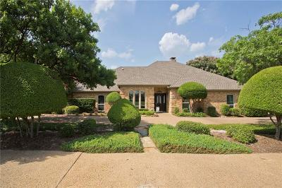 Allen Single Family Home For Sale: 401 Willow Creek Circle