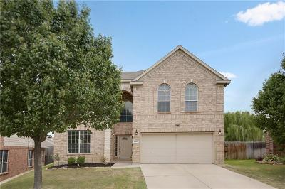 Fort Worth Single Family Home For Sale: 10045 Voss Avenue