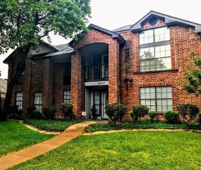 Arlington Single Family Home For Sale: 6618 Saddle Ridge Road