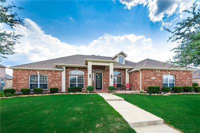 Forney Single Family Home Active Option Contract: 1313 Canary Lane