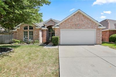 Haltom City Single Family Home For Sale: 5028 San Jacinto Drive