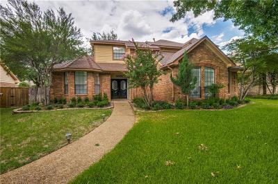 Carrollton Single Family Home For Sale: 2005 Oakbluff Drive