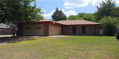 Farmersville Single Family Home For Sale: 426 Sherry Lane