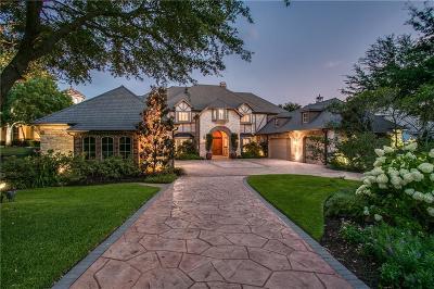 Frisco Single Family Home For Sale: 8 Savannah Ridge Drive