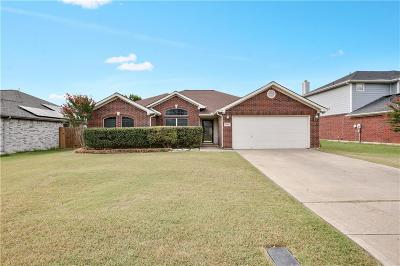 Mansfield TX Single Family Home For Sale: $242,000