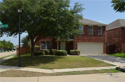 Lewisville Single Family Home For Sale: 1517 Pine Ridge Drive