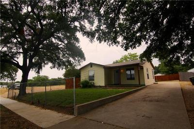 Dallas, Fort Worth Single Family Home For Sale: 4912 Calumet Street