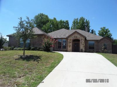 Weatherford Single Family Home For Sale: 2106 Timber Cove Court