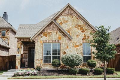 Frisco Single Family Home For Sale: 650 Pendle Forest Drive