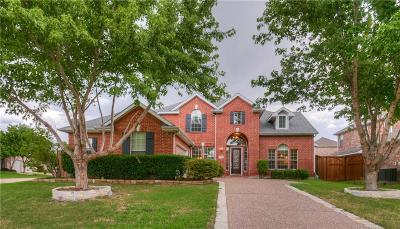 Frisco Single Family Home For Sale: 11869 Chaucer Drive