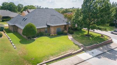 Carrollton Single Family Home For Sale: 2400 Glen Morris Road