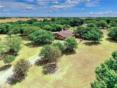 Van Alstyne Single Family Home Active Option Contract: 241 White Creek Drive