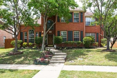 Lewisville Single Family Home For Sale: 1444 Sunswept Terrace