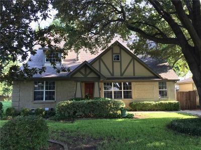 Dallas Single Family Home For Sale: 6144 Monticello Avenue