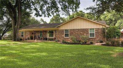 Alvarado Single Family Home For Sale: 5900 Pecan Circle