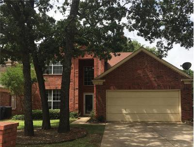 Flower Mound Single Family Home For Sale: 1833 Newton Drive