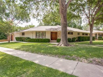 Richardson Single Family Home For Sale: 804 Saint Lukes Drive