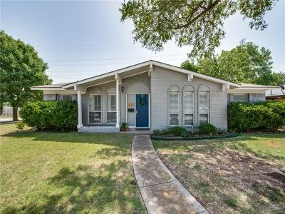 Plano Single Family Home For Sale: 832 Ridgefield Drive