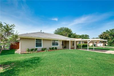 Garland Single Family Home For Sale: 706 Carpenter Drive