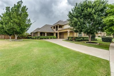 Fort Worth Single Family Home Active Option Contract: 9625 Barksdale Drive