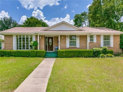 Dallas Single Family Home For Sale: 6134 N Jim Miller Road