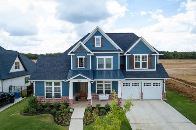 Argyle Single Family Home Active Option Contract: 406 Pegasus Ridge