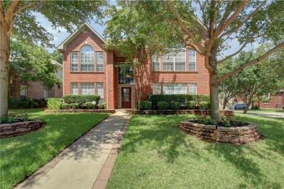 Grapevine Single Family Home For Sale: 1713 Foxchase Lane