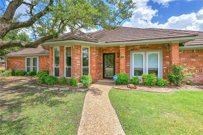 Willow Park Single Family Home Active Option Contract: 325 Fairway Drive