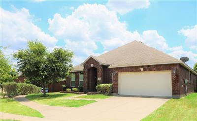 Cedar Hill Single Family Home Active Option Contract: 1746 Rock Ridge Drive