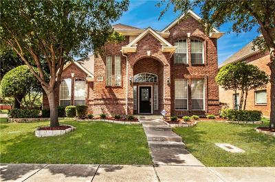 Irving Single Family Home For Sale: 1083 Cimarron Trail