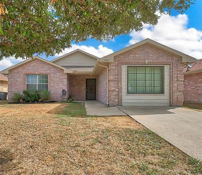 Dallas Single Family Home For Sale: 6847 Barrett Drive