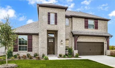 Flower Mound Single Family Home For Sale: 11363 Bull Head Lane