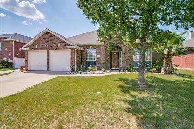 Forney TX Single Family Home For Sale: $265,000