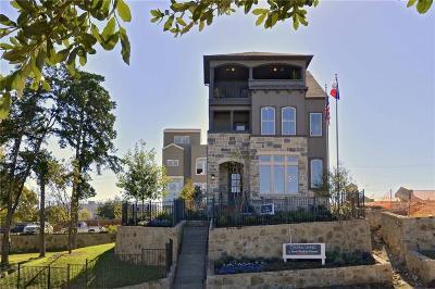 Dallas Townhouse For Sale: 1835 Stevens Bluff Lane