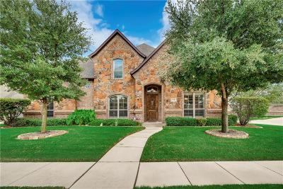 North Richland Hills Single Family Home For Sale: 9100 Belshire Drive
