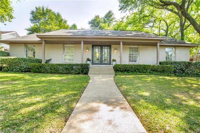 Dallas Single Family Home For Sale: 834 Knott Place