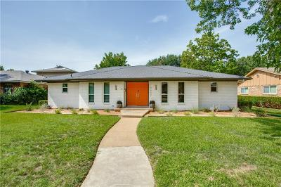 Dallas Single Family Home For Sale: 5632 Everglade Road