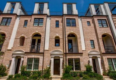 Irving Townhouse For Sale: 722 Will Rice Avenue
