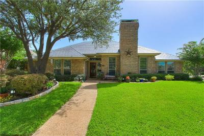 Irving Single Family Home For Sale: 1001 Stone Gate Drive