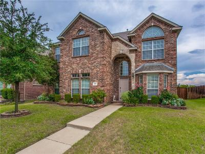 Red Oak Single Family Home For Sale: 210 Gatehouse Drive