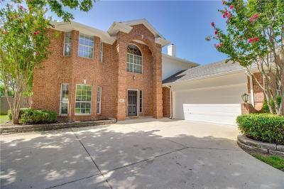 Rockwall Single Family Home For Sale: 827 Oak Hollow Lane