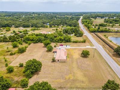 Cleburne Single Family Home For Sale: 1709 Fm 2135
